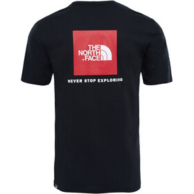 The North Face Redbox S/S Tee Men TNF black